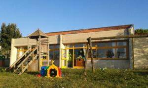 Scuola dell'infanzia di San Martino in Colle in provincia di Perugia