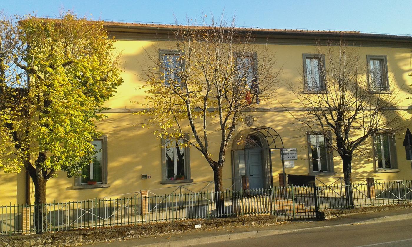 Scuola Secondaria di I grado - plesso di San Martino in Colle in provincia di Perugia